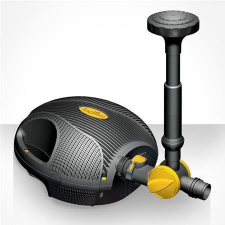 Askoll powerjet freeflo free flo 2200 pompa 2200lh pompa for Pompa esterna per laghetto